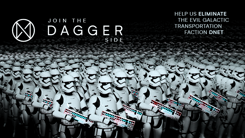 Join the Dagger side